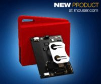 TI's SimpleLink™ Multi-Standard SensorTag Development Kit for the IoT Now Shipping from Mouser