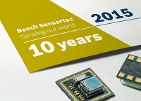 **-Bosch Sensortec: 10 years of MEMS sensors innovation