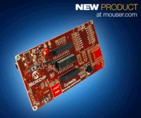 **-Mouser Electronics Now Shipping the Curiosity Development Board from Microchip Technology