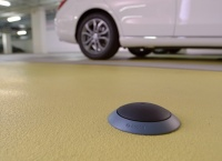 **-Bosch helps drivers find the perfect parking space. Service for drivers and parking lot operators