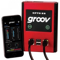 **-groov industrial appliance for remote control and monitoring of automation systems in stock at RS Components