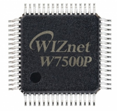 **-W7500P - Offload your MCU